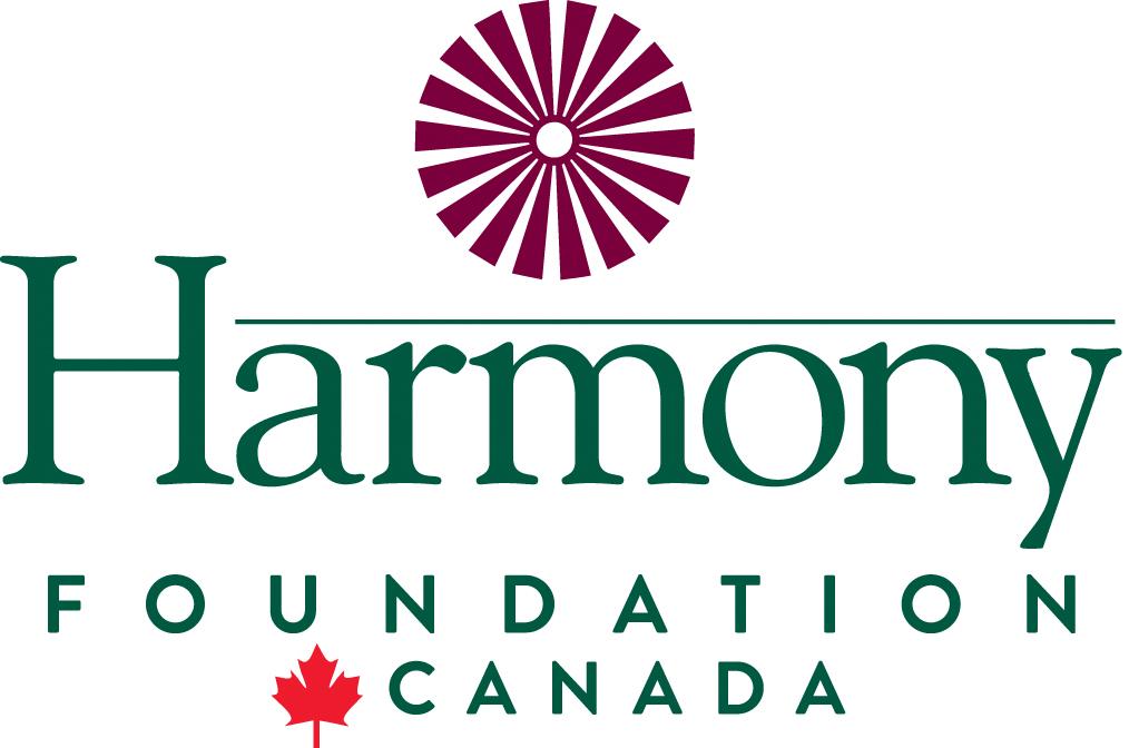 logo Harmony Foundation Canada